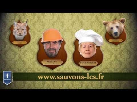 Vidéo SAUVONS-LES !!!