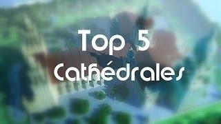 Minecraft / Top 5 des plus belles cathédrales #3