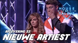 #32: Wie vervangt Trevor in House of Talent? (VOLLEDIGE AFLEVERING)