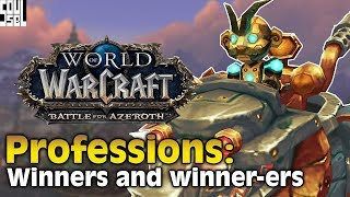Professions Overview: Battle for Azeroth - World of Warcraft Casual Gold