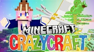Goodness! | Ep 2 | Minecraft Crazy Craft 3.0