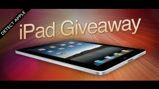New iPad Third Generation Giveaway [CLOSED]