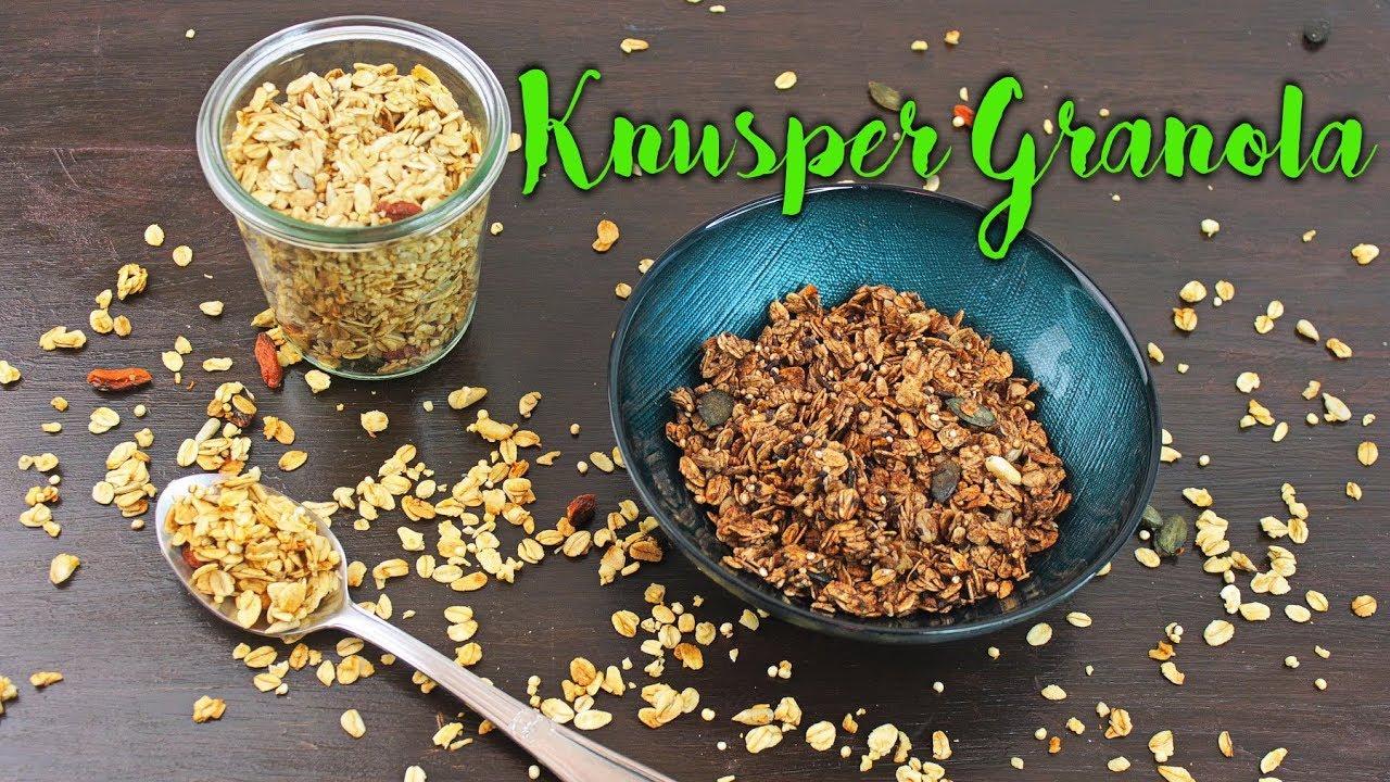 granola rezept knusperm sli selber machen gesund schnell selbstgemacht diy fr hst cksideen. Black Bedroom Furniture Sets. Home Design Ideas
