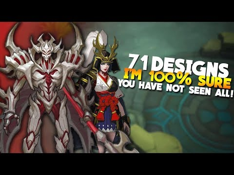 25 NEW Upcoming SKINS in Mobile Legends!!!