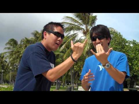 How to Shaka in Hawaii