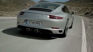 The new Porsche 911 Carrera – Engine