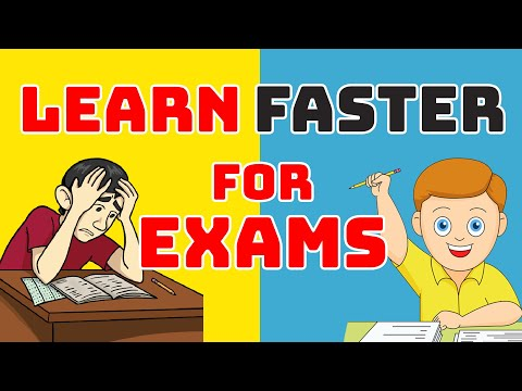 HOW TO LEARN FASTER FOR EXAMS| BOARD2020 |STUDYHACKS