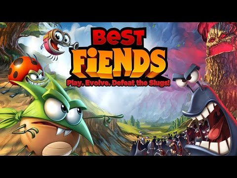 Best Fiends: Forever (Seriously) Part 2 - Best App For Kids