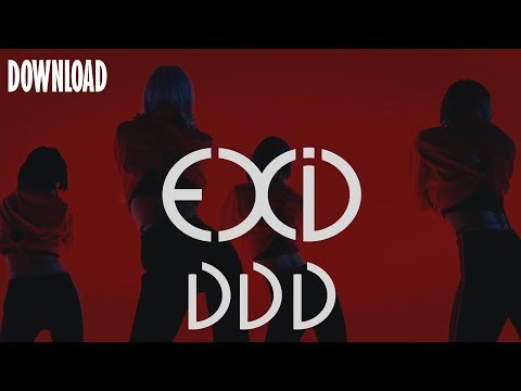 EXID –  DDD [Mini Album] – Full Moon (MP3 + DOWNLOAD)