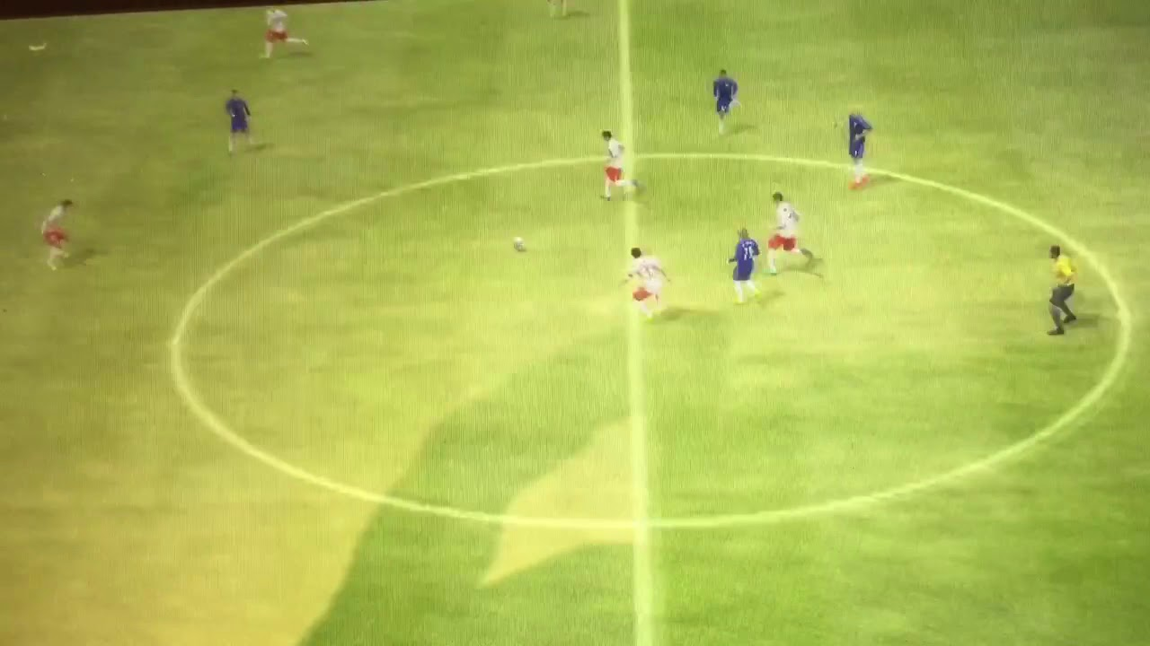 Chelsea Fc goal moment fifa 15 part 26 - YouTube