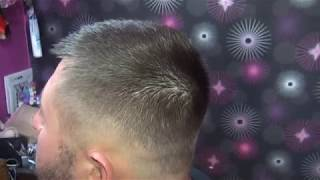 Барбершоп Мужская стрижка и тримминг бороды