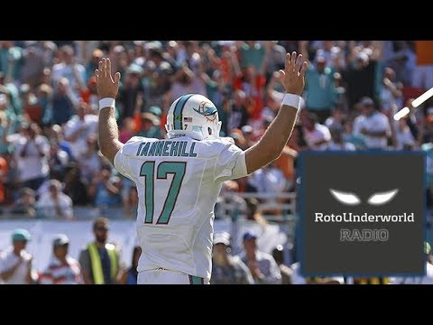 Ryan Tannehill was betrayed by Miami