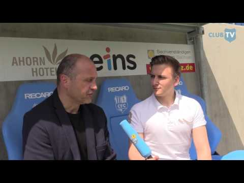 Steffen Ziffert im ClubTV Interview