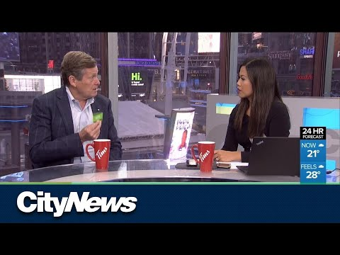 Mayor Tory discusses TTC 2 hour transfer, school safety & Jennifer Keesmaat streaming vf