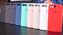 Apple iPhone 7 & 7 Plus Silicone Case: Review (All Colors)