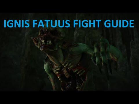 Witcher 3 Ignis Fatuus
