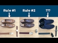 How to Match Belt With Shoes (2 Simple Rules)