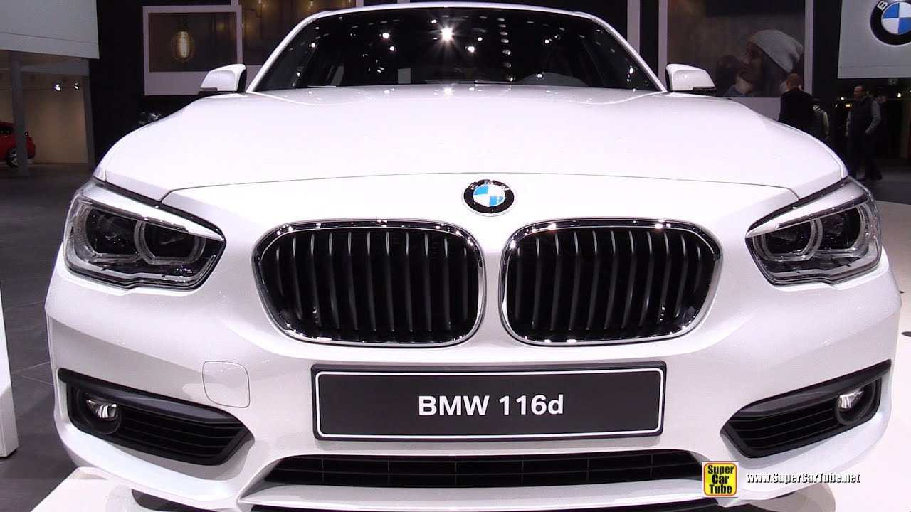 2015 bmw 116d exterior and interior walkaround 2015 geneva motor show youtube. Black Bedroom Furniture Sets. Home Design Ideas