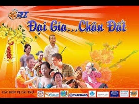 Hài Tết 2017 Mới Nhất | Đại Gia Chân Đất 7 tập 2 | Phim Hài Trung Hiếu, Quang Tèo