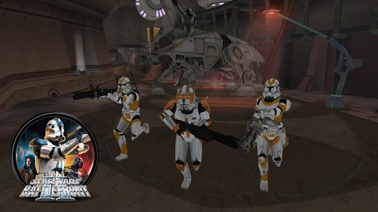 Star Wars Battlefront 2 Mods (PC) HD: Clone Wars Extended ...