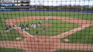 Blue Dragon Baseball vs. Sterling College JV (Game 2)