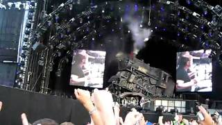 Thunderstruck - AC/DC @ Download Festival 2010
