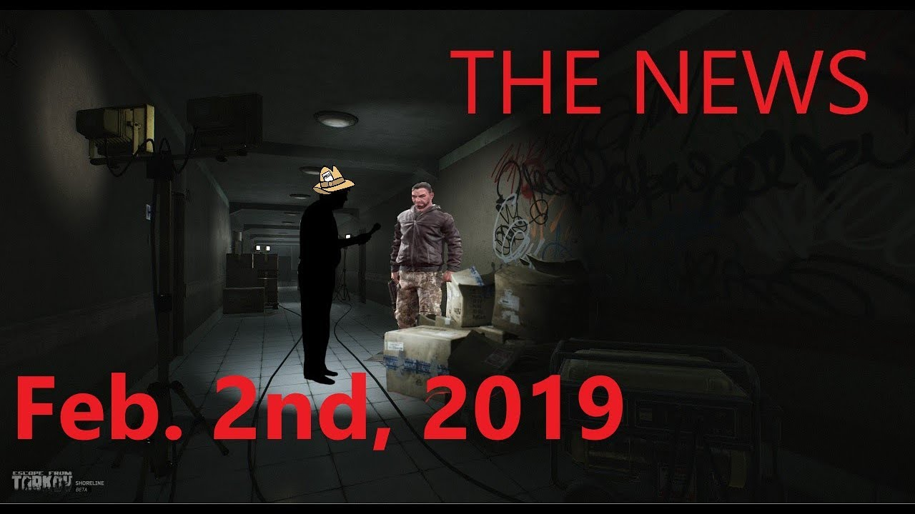 Serpov and the Tarkov ARG over before it began - The News