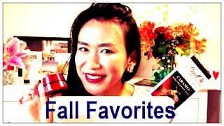 Fall Favorites | LoveBezuki Organic Pharmacy,SK2 and More Thumbnail