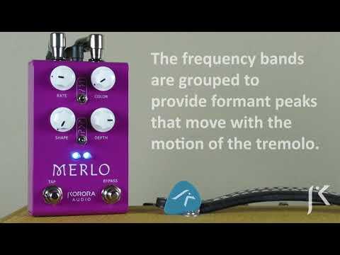 Korora Audio Merlo - Harmonic Tremolo