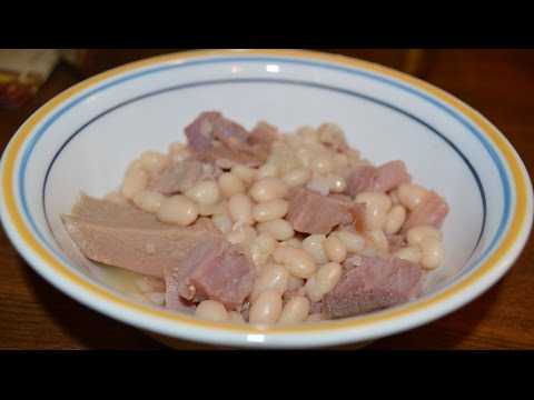 How to Make the Best Pot of Navy Beans That You Have Ever Tasted!  So Good!!