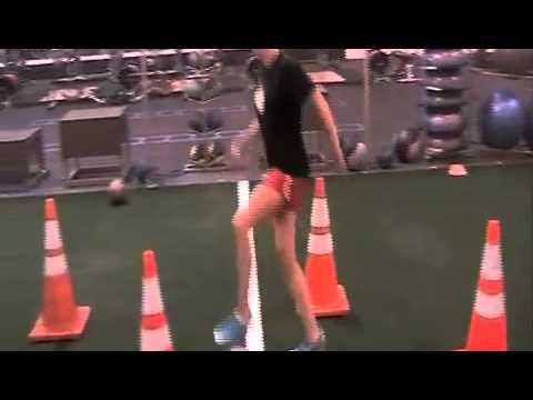 Annette Morton Soccer Training - Class of 2014 - Catalyst Training Center