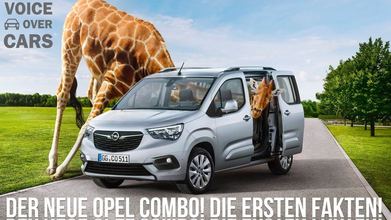 2018 opel combo die ersten informationen und fakten auto. Black Bedroom Furniture Sets. Home Design Ideas