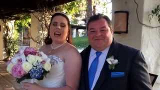 These online Gamers found their Avatars and married them. Here is their wedding testimonial
