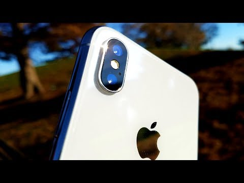 Apple iPhone X: Most Detailed Camera Review!