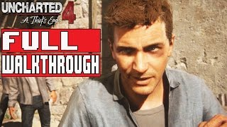 Baixar - Uncharted 4 Gameplay Walkthrough Part 1 Full Game 1080p No Commentary Chapter 1 23 Grátis