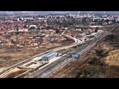 Promotional video from Vidin-Calafat Bridge, the new European link