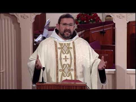 Daily Readings and Homily - 2020-11-18 - Fr. Leonard