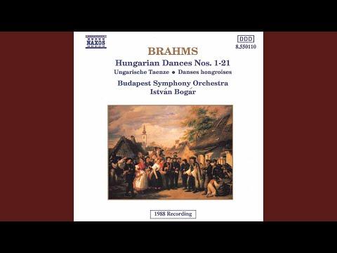 21 Hungarian Dances, WoO 1: Hungarian Dance No. 1 (orch. J. Brahms)