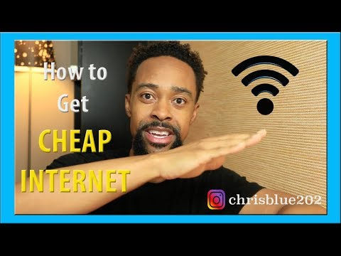 How To Get Cheap Internet In 2020