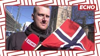 Nordmænd fatter ikke dansk