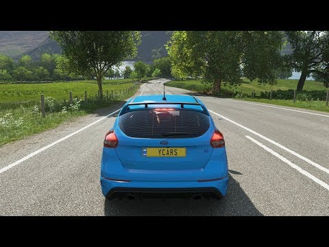 forza horizon 4 2017 ford focus rs test drive. Black Bedroom Furniture Sets. Home Design Ideas
