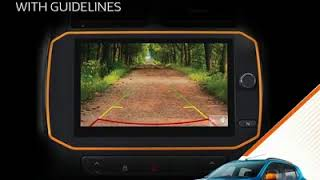 Renault's First-in-class Reverse Parking Camera