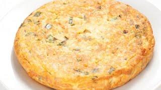 Как приготовить испанскую Тортию? Тортия (Tortilla) Выпуск 3, готовим дома