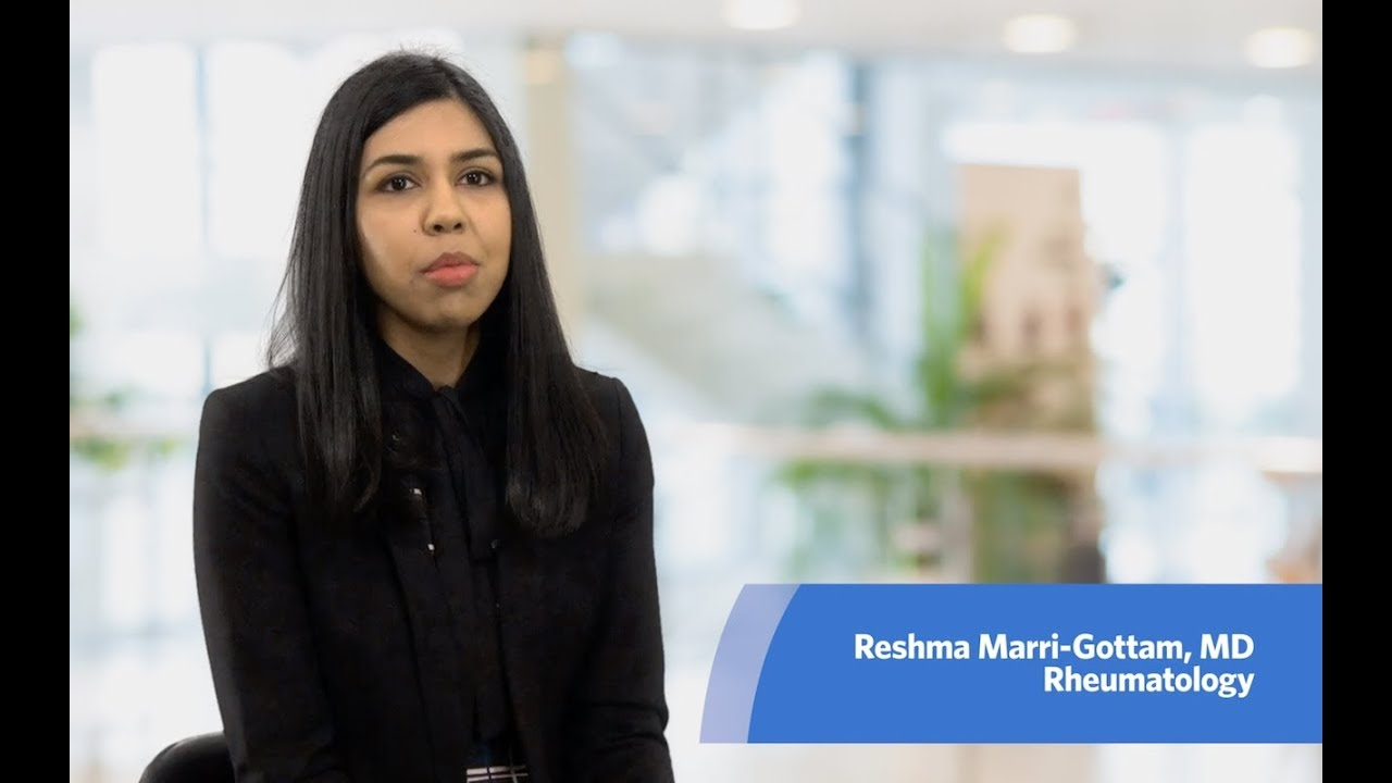 Reshma Marri Gottam MD - Rheumatology - Arthritis Internal