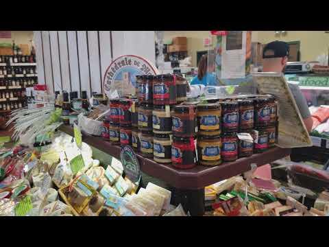 Bonita Gourmet products in Green Turtle Market at Satellite Beach, Florida