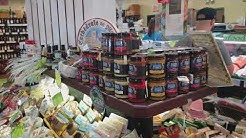 Bonita Gourmet products in Green Turtle Market at Satellite Beach, Florida
