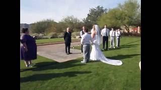 Wedding   Brad and Jen