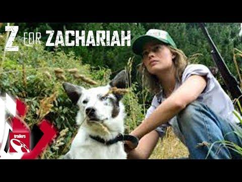 Z for Zachariah - Trailer HD #Español (2015)