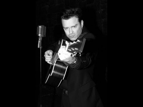 Johnny Cash Tribute  . . . Tracey Hanby (Gigs Ireland) all on THE GREEN ROOM