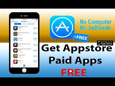 Download Any Paid Game , App for FREE from App Store Without Jailbreak iPhone (App Store Hacked)